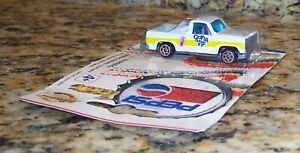 Golden Wheel Team Pepsi Diecast Model White Pickup Truck w/Gotta Have It Logo