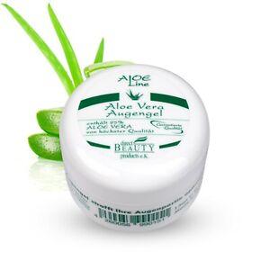 Aloe Vera Augengel - ALOE Line - besänftigt & erfrischt die Augenpartie - 15ml