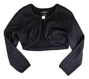 Amy Byer Girls Long Sleeve Shrug Cardigan