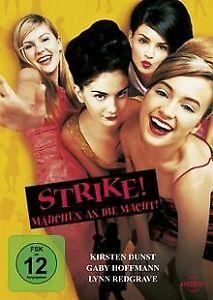Strike-Maedchen-an-die-Macht-von-Sarah-Kernochan-DVD-Zustand-gut