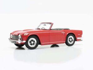 Triumph-TR5-P-I-Cabrio-rot-1967-1-18-Cult-Scale-limited