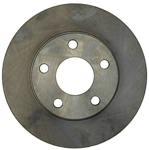 Disc Brake Rotor-Non-Coated Front ACDelco Advantage 18A816A