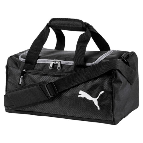 PUMA Fundamentals Sports Bag XS Sporttasche Puma Black Schwarz Grau Neu