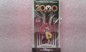 Disney-DS-Countdown-to-the-Millennium-Series-98-Mortimer-Mouse-Pin