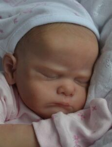 MARIAN-ROSS-Reborn-Baby-Girl-Doll-GENEVIEVE-Cassie-Brace-Limited-Edition-65-800