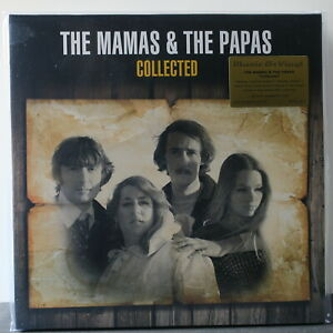 MAMAS-amp-THE-PAPAS-039-Collected-039-MOV-Audiophile-180g-Vinyl-2LP-NEW-SEALED