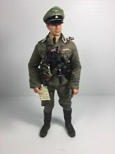 1/6 DRAGON GERMAN 1ST SS DIV ASSAULT LDR P-38 MP-40 FULL GEAR WW2 BBI DID 21st