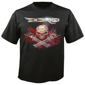 Doro T-shirts Musik Bloodskull T-shirt