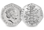 Celebrating-50-Years-of-the-50p-2019-Coins-Brilliant-Uncirculated-Kew-Gardens thumbnail 2
