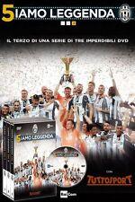 DVD N°3 5IAMO LEGGENDA FC JUVENTUS CAMPIONE D'ITALIA 2015/2016 OFFICIAL SIAMO