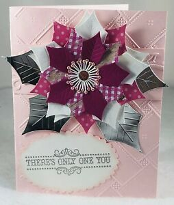 SPRING-POINSETTIAS-Handmade-Thank-You-Get-Well-Stampin-UP-MFT-Card-Kit-4