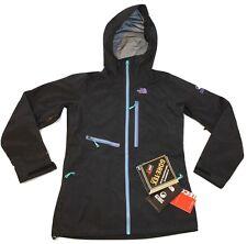 $599 NEW North Face Womens FREE THINKER Jacket Medium Black C343 GORE TEX Ski