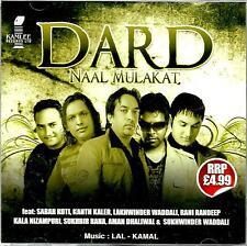 DARD NAAL MULAKAT-SABAR KOTI,KANTH KALER, LAKHWINDER,RANI RANDEEP... -BHANGRA CD