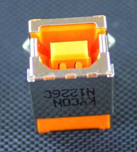 RANE Orange USB Jack Assembly Part Number 17448