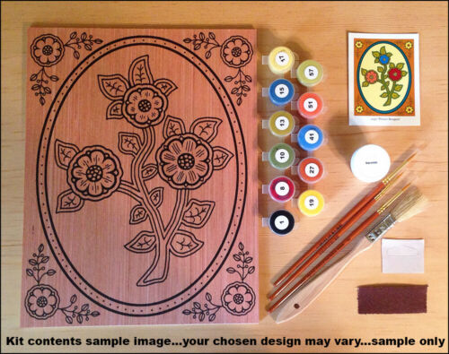 Made in the USA /'Tree of Life/' Paint By Number Kit