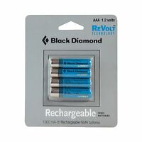 Black Diamond Aaa Rechargeable Battery 4-pack 4 Pack Free Shipping