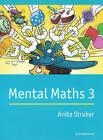 Mental Maths 3 by Anita Straker (Paperback, 1995)