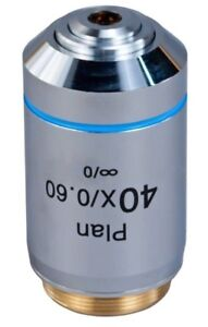 OMAX-40X-0-60-Infinity-corrected-PLAN-Achromatic-Microscope-Objective-Lens