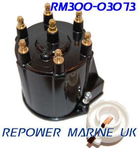 V6-Distributor-Cap-amp-Rotor-Volvo-Penta-Mercruiser-OMC-850484T-3-3854331