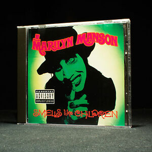 Marilyn-Manson-Smells-Like-Children-music-cd-album