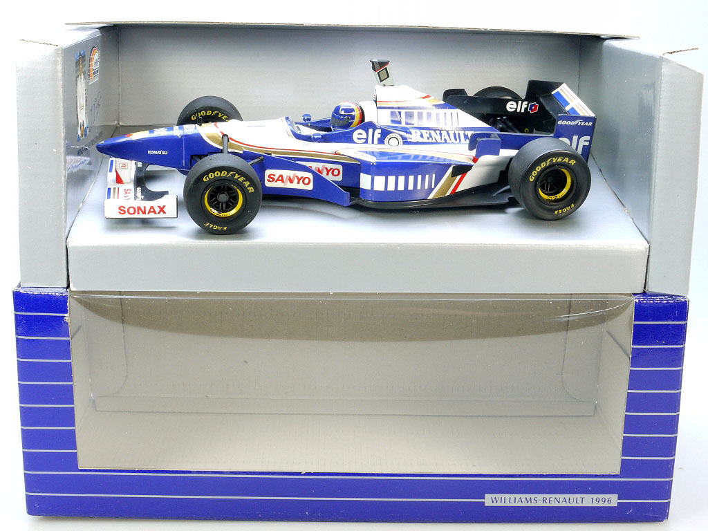 Onyx Williams Renault FW 18 Estoril 1996 Frentzen MIB 1 1 1 18 OVP SG 1407-01-94 644aa5