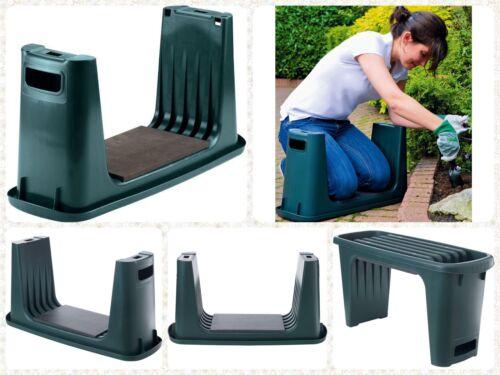 Polypropylène Jardin Agenouilloir siège rembourré à genoux pad outils de jardinage de conservation