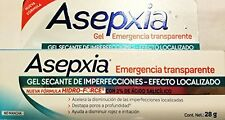 ASEPXIA ACNE TREATMENT CREAM 1oz 28g NO PIMPLES AND BLACKHEADS