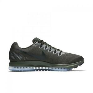 Details about Mens NIKE ZOOM ALL OUT LOW Sequoia Trainers 878670 301