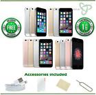 iPhone 5s/6/6+/6s/SE - 16/32/64/128GB - Vodafone/TalkTalk/Lebara-Various Colours