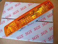 Sonar 94-95 Honda Accord Amber Bumper Parking Signal Light Right Passenger Side