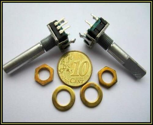 BOURNS Mechanical codificatore Rotary incremental strascicata 5v 2 Channel 2 pezzi