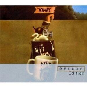 THE-KINKS-034-Arthur-DELUXE-EDITION-034-2-CD-NEUF