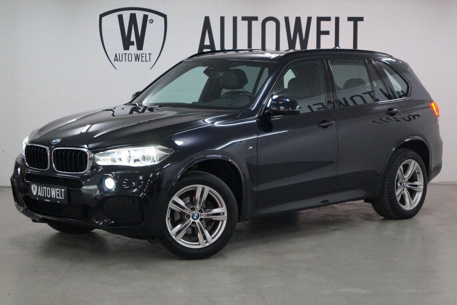 BMW X5 3,0 xDrive30d M-Sport aut. 7prs 5d - 3.795 kr.