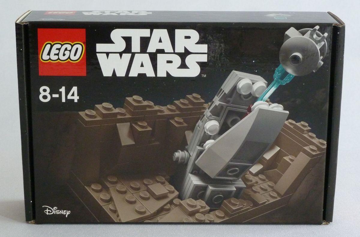 LEGO Star Wars Escape the Space Slug   Flucht vor der Weltraumschnecke NEU MISB