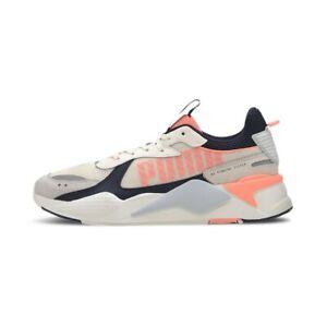 Puma RS-X Bold Sneaker Uomo 372715 10 Whisper White Nrgy Peach