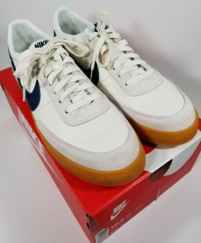 2 8 J 5 Sin Sz Killshot Nike cuero Caja de crew X Zapatillas Nuevo 7S0vnq