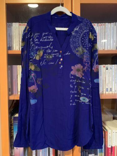 Desigual long-sleeve shirt for women, Small