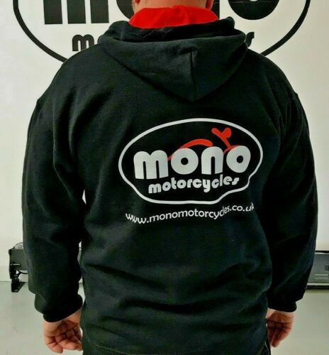 """Chichester /""""THE/"""" motorcycle repair shop! mono motorcycles Hoodie"""