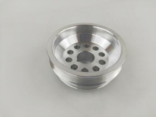 Underdrive Aluminum Pulley for Nissan Altima Maxima Murano Infiniti I35 3.5L