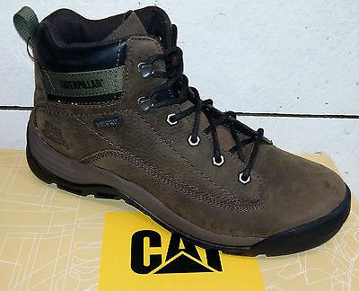 Men's Caterpillar Southwark WP Brown Nubuck Waterproof Boots