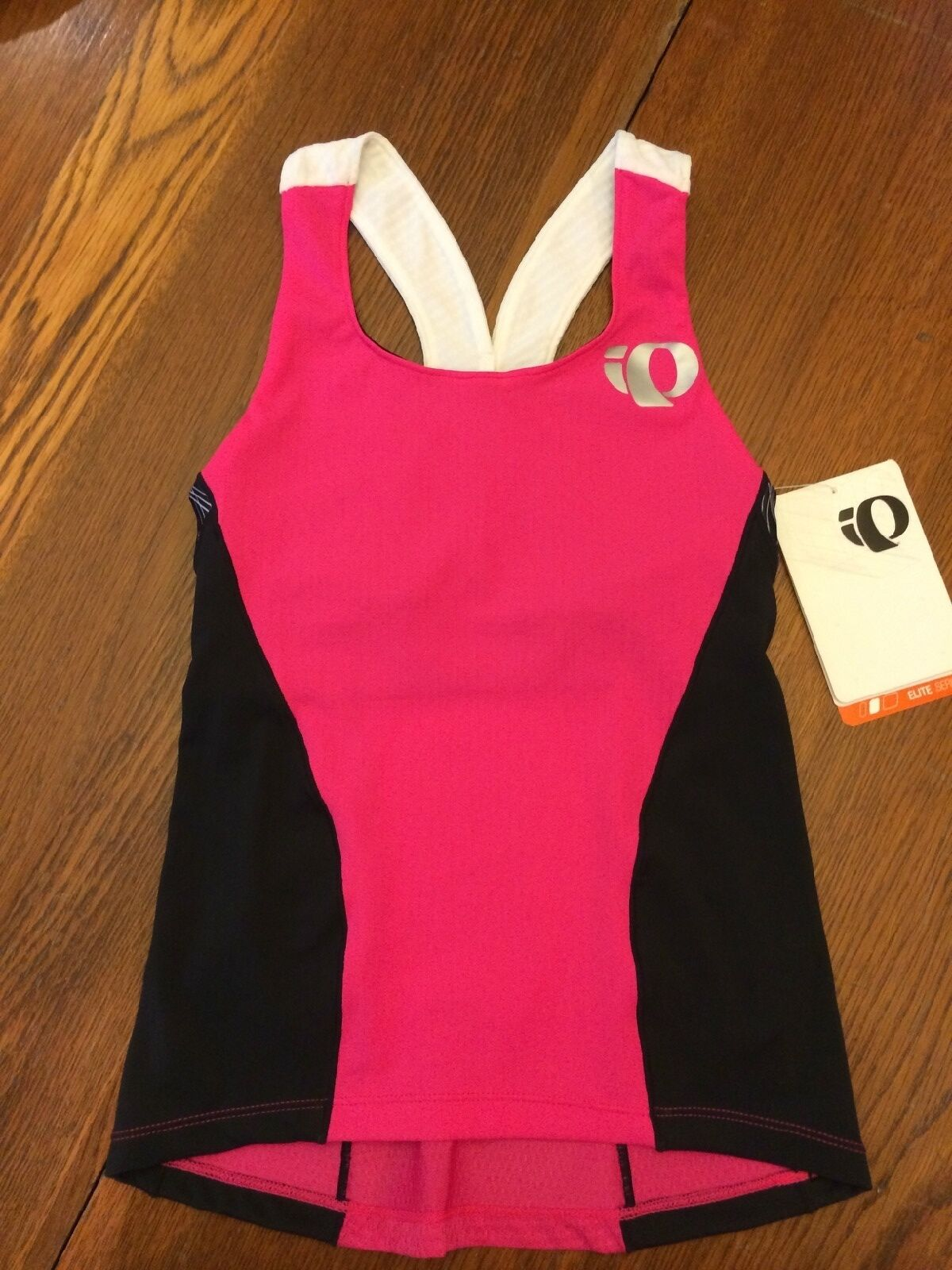 Womens XS Pearl Izumi Athletic Tank Top Running  Elite Tri Support Singlet
