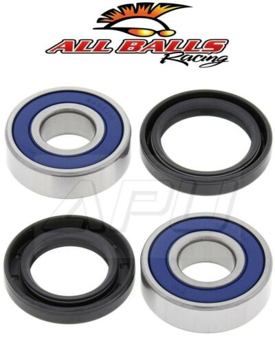 Front Wheel Bearings KZ1000 KZ400 KZ650 KZ750 KZ900 ALL BALLS 25-1221 FreeShip