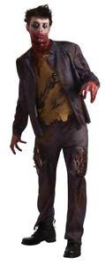 Zombie Shawn Halloween Horror Kostüm Herren