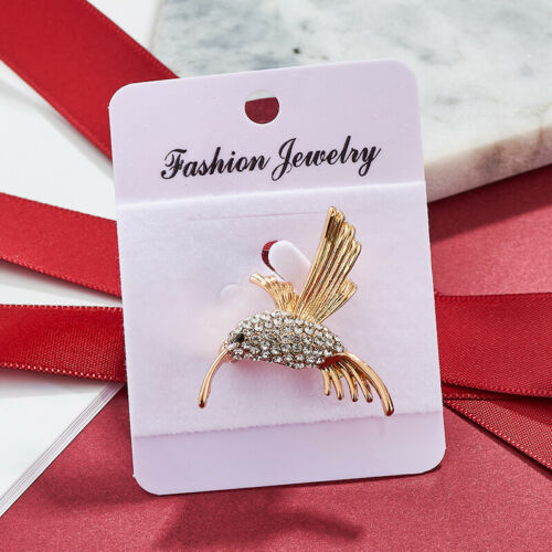 Femme Cristal Animal Papillon Divers Styles Broche Pin Charme Costume Jewelry