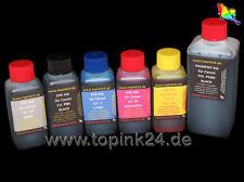750ml tinta Ink para Canon PIXMA mp980 mp990 pgi-520 cli-521 pg BK c y m Gy Gray