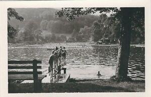 12-501-KAUF-FOTO-FREIBAD-WALDBAD-STOLBERG-HARZ-1953-DDR