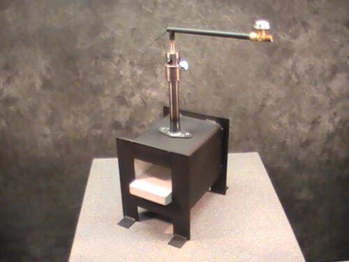 Bladesmith #1 propane blacksmith single burner forge