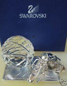 SWAROVSKI-SILVER-CRYSTAL-034-BASKET-BALL-TROPHY-680504-MIB