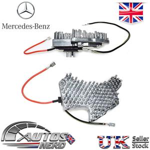 Heater-Blower-Fan-Resistor-For-Mercedes-C-Class-CLK-E-SLK-2028207310-A2108206210