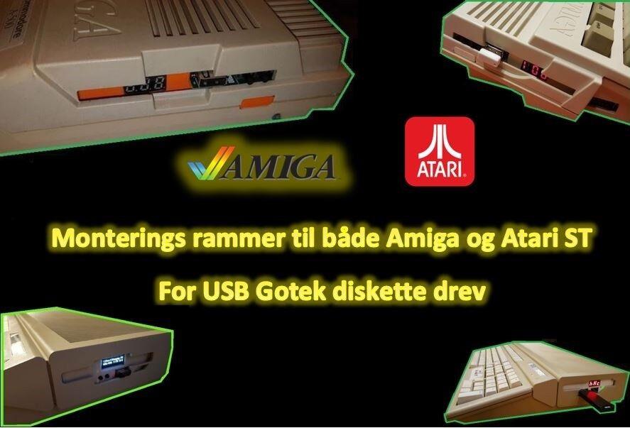 Amiga og Atari ST, tilbehør, Perfekt